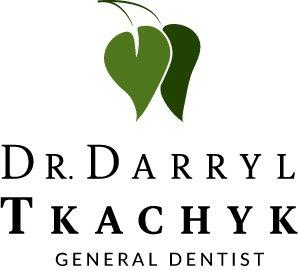 Dr. Darryl Tkachyk – Edmonton's Dentist Dentist Logo
